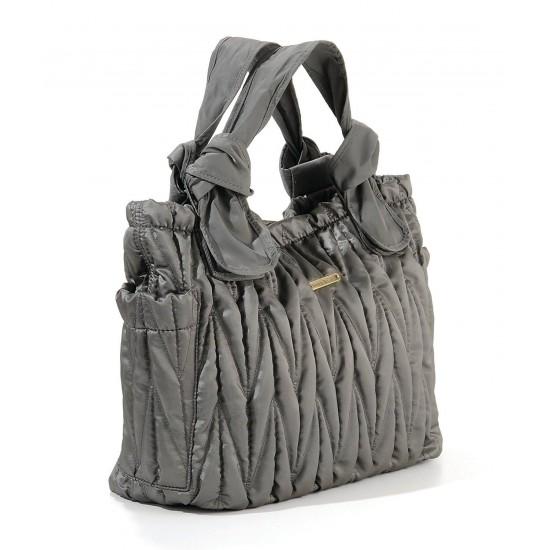 Geanta pentru scutece multifunctionala - timi&leslie - 7 în 1 - Marie Antoinette Silver
