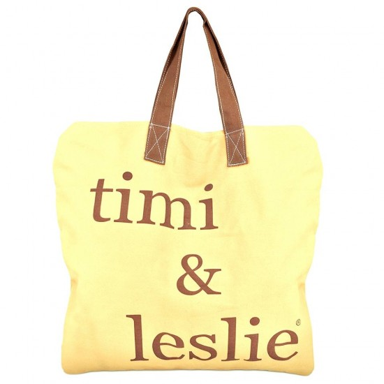 Geanta fashion supersize - timi&leslie - Schlep-It-All Tote Daisy